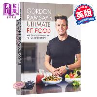 【中商原版】戈登拉姆齐终极健康饮食指南 英文原版 Gordon Ramsay Ultimate Fit Food 饮食