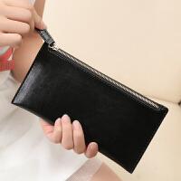 新款2018新款欧美女式钱包钱夹女士长款信封钱包零钱包手包潮