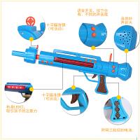 光头强玩具动漫套装光头强电锯电动声光玩具枪儿童玩具