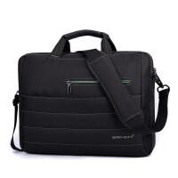 雷神电脑包15.6寸男手提17寸商务戴尔电脑包15.6英寸单肩笔记本包