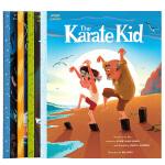 【中商原版】当代电影绘本系列套装4册 The X-Files X档案 Home Alone小鬼当家 ET外星人 回到未