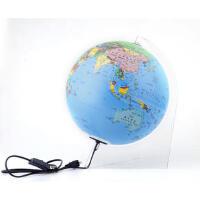 30cm中英文政区/星座双画面地球仪(LED灯光型 透明三角架) 北京博目地图制品有限公司 9787503035494