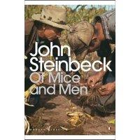 英文原版 人与鼠 Penguin Modern Classics: Of Mice and Men