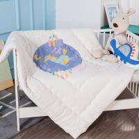 棉被新生婴儿床被子纯棉小孩幼儿园宝宝棉花被芯冬季加厚