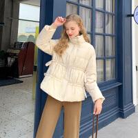 MG小象时尚棉衣女2019年新款冬季外套韩版宽松棉袄小个子学生