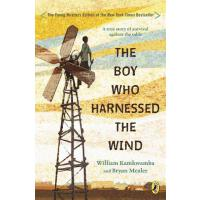 【预订】The Boy Who Harnessed the Wind