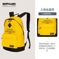 诺诗兰双肩背包男女春夏新款户外运动旅行大容量背包NZBBT0105S