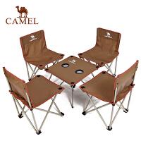 camel骆驼户外折叠桌椅 休闲垂钓便携户外野营桌椅