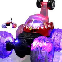 翻斗车翻滚特技车大电动可充电遥控车遥控汽车男孩儿童玩具车