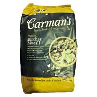 澳洲Carman's 超大包天然水果/坚果混合麦片 营养早餐 1.5kg 2袋价 海外购