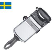 【当当海外购】瑞典进口Orthex 曼德琳可调节厨房双向蔬菜切片器水果刨刀
