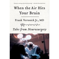 【现货】英文原版 When the Air Hits Your Brain: Tales from Neurosurg