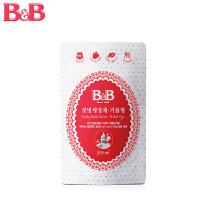 韩国保宁婴儿奶瓶清洗剂 B&B宝宝奶瓶泡沫型清洗液/清洁剂500ML