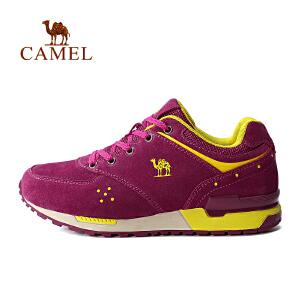 camel骆驼户外徒步鞋 女款透气防滑减震户外鞋