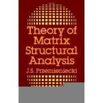 【预订】Theory of Matrix Structural Analysis