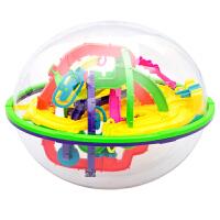 爱可优299关3D魔幻智力球立体迷宫球飞碟球儿童益智玩具轨道走珠