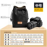 佳能100d200d70D750D80D 5D4单反相机包收纳袋防水便携内胆摄影包