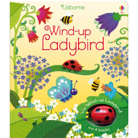 Wind-Up Ladybird 发条轨道书:瓢虫