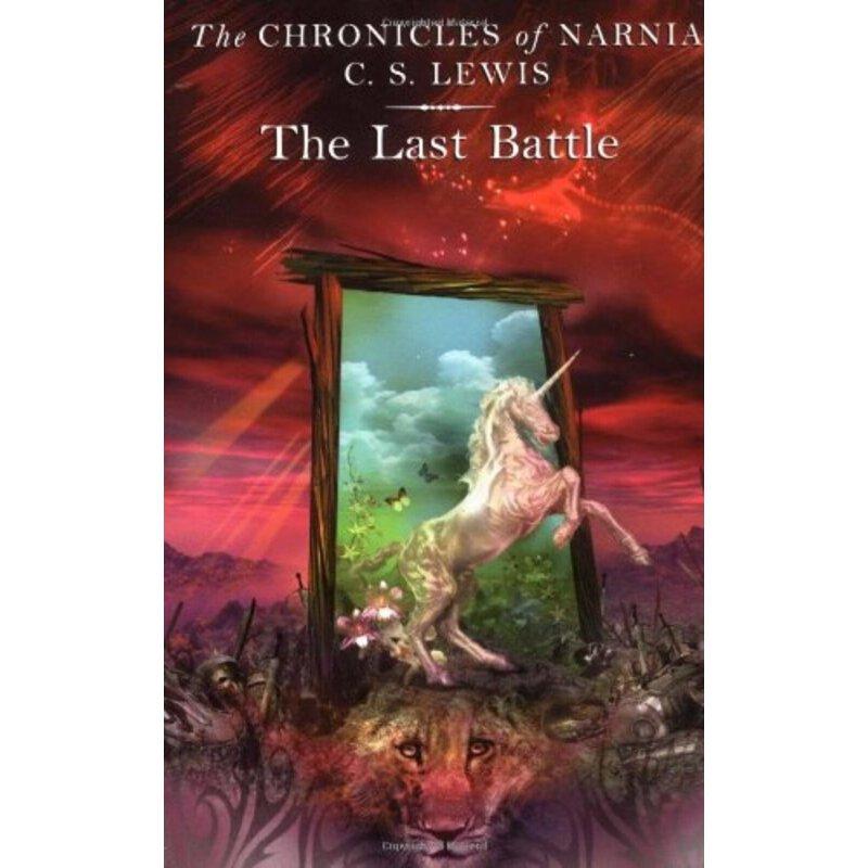 英文原版 The Chronicles of NARNIA #7: The Last Battle 纳尼亚传奇第七部:后之战