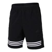 Adidas阿迪达斯 男裤 2018新款训练运动休闲短裤五分裤 CX5027