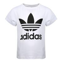 adidas Originals阿迪三叶草2019男小童TREFOIL TEE短袖T恤DV2857