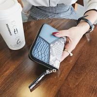 2018美卡包女风琴多卡位驾照名片夹卡包零钱包