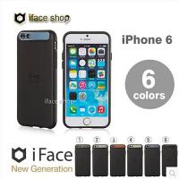 韩国进口iface苹果iphone6plus手机壳6手机壳硅胶保护套透明防摔