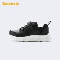 巴拉巴拉儿童运动鞋男童鞋子2019新款冬季时尚亮灯鞋轻便跑鞋小童