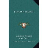 【预订】Penguin Island 9781163212738