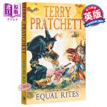 【中商原版】碟形世界3:男女同权 英文原版 Equal Rites : (Discworld Novel 3)