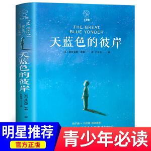 天蓝色的彼岸 文学书籍 亚历克斯希勒原著现代当代小说畅销书儿童故事书读物6-12周岁7-10岁青少年版初中生小学生必读的课外书
