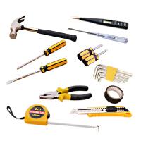 HOCHNG 12件套家用五金工具组合套装 组套工具箱HC-89001