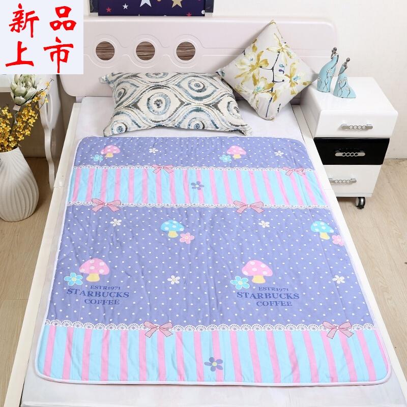 新生儿防水隔尿垫儿童婴儿尿不湿姨妈月经期护理床垫可洗2件装定制