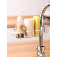 浴室用品创意多功能夹式沥水置物架水龙头的淋浴花洒收纳架子厨房