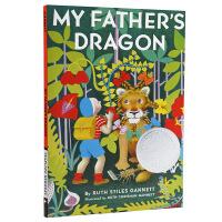 【中商原版】纽伯瑞奖 我爸爸的小飞龙英文原版 My Father's Dragon 幻想文学 儿童文学