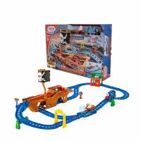 托马斯电动小火车系列之迷失宝藏航海轨道套装CDV11 男孩益智玩具