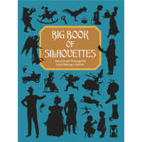 Big Book of Silhouettes (【按需印刷】)