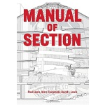 【中商原版】建筑剖面图之美 英文原版 英文版 Manual Of Section Paul Lewis 设计 制图 绘画
