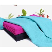 防滑华夫格瑜伽毯 防滑吸汗健身毯 细纤维可机洗瑜伽铺巾 柔软舒适