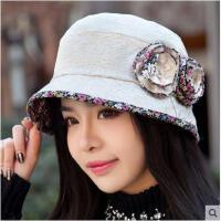 春秋女士帽子新款韩版潮贝雷帽户外时尚渔夫帽遮阳鸭舌帽