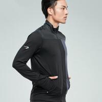运动外套 男 跑步外套夹克透气快干防风保暖