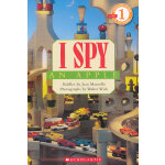 I SPY An Apple (Level 1)学乐分级读物1:视觉大发现-苹果ISBN9780545220958