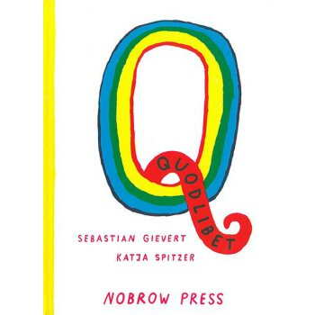 Quodlibet [ISBN: 978-1907704215] 美国发货无法退货,约五到八周到货
