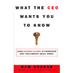 WHAT THE CEO WANTS YOU TO KNOW(ISBN=9780609608395)