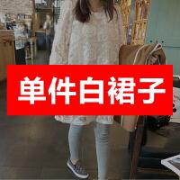 孕妇装秋装套装时尚款2017新款潮妈春装2018蕾丝连衣裙两件套上衣