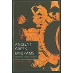 【预订】Ancient Greek Epigrams: Major Poets in Verse Translatio