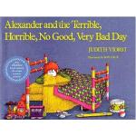 【中商原版】英文原版 亚历山大和可怕的,可怕的,没有好,非常糟糕的一天 ALEXDR & TERR HOR NO GO