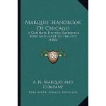 【预订】Marquis' Handbook of Chicago: A Complete History, Refer