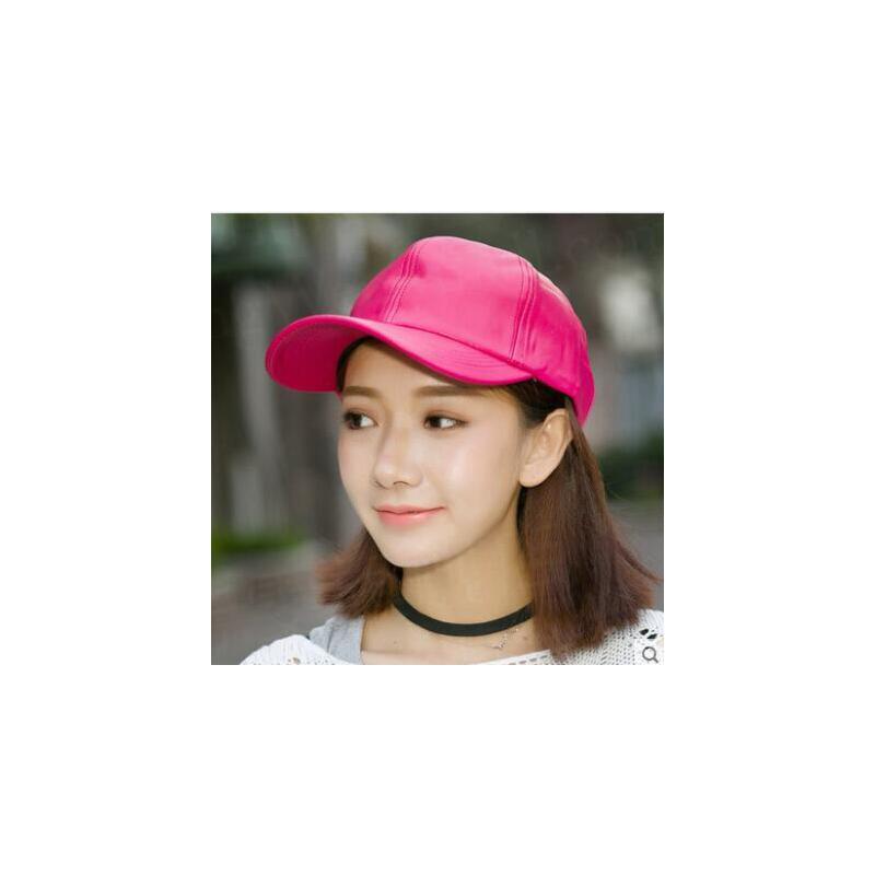帽子女韩版潮时尚鸭舌帽休闲百搭可爱英伦女款潮人新款逛街 品质保证 售后无忧