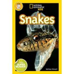 英文原版 美国国家地理少儿版系列 National Geographic Readers: Snakes!